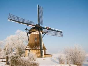 Kerstreis Friesland en Ameland - Oad busreizen