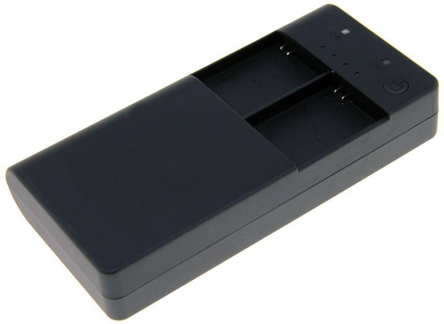 Powerbank voor 2GoPro accuâs én smartphones/tablets