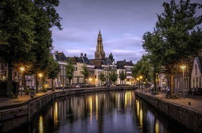 Ontdek Groningen: standaard tweepersoonskamer of twinkamer voor 2 personen in City Hotel Groningen