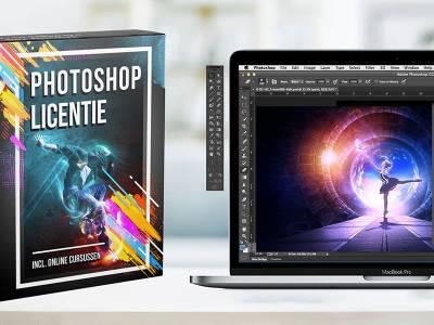 Online cursus Photoshop