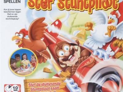 Spel Stef Stuntpiloot
