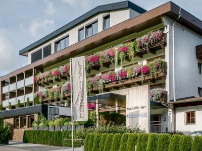 Hotel in hartje Kirchberg in Tirol incl. ontbijt
