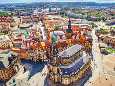 Autorondreis in de voetsporen van Goethe en Schiller in Dresden en Weimar