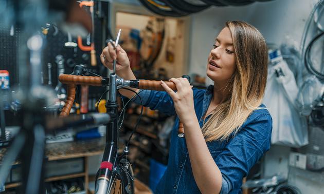 Onderhoudsbeurt voor jouw (elektrische) fiets