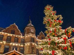 7 daagse Kerst cruise over de Rijn