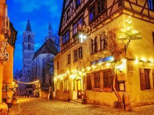4 daagse busreis Kerstshoppen in Beieren