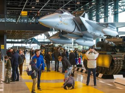 Nationaal Militair Museum: Skip the line