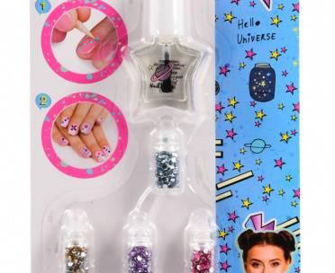 Create It! nagellakset nail art kit meisjes 6 delig