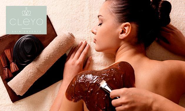 Rugpakking incl. massage