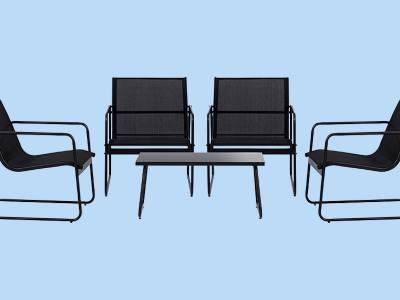 Luxe 5-delige loungeset