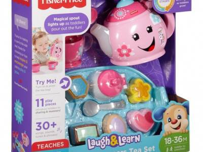 Fisher Price Theeservies Leerplezier