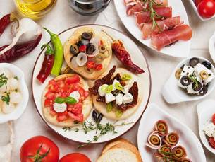 All-You-Can-Eat tapas in De Pijp