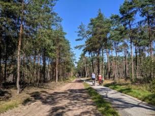 5 daagse fietsreis Sallandse Heuvelrug