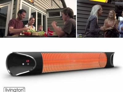 Livington Instant Heater - Haal Alles Uit Het Buitenseizoen! ...