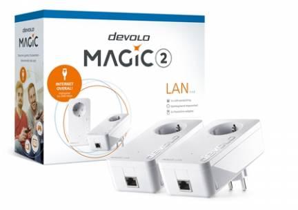 Devolo Magic 2 LAN Starter Kit (2 stations) - 8265
