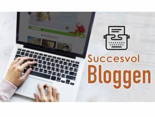 Leer alles over succesvol bloggen met de cursus van InterPlein!