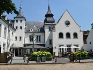 Uniek overnachten in 4*-kasteelhotel in Zuid-Limburg
