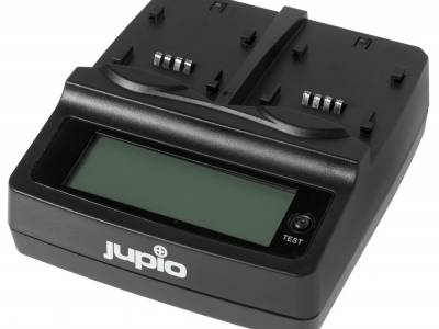 Jupio Duo camera-accu oplader