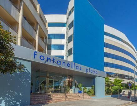 Fontanellas Playa Wielrennen