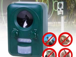 Solar Tuinwachter - Verjaagt ongewenste dieren