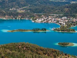 Verblijf in Karinthië aan de Maltschacher See o.b.v. all-inclusive