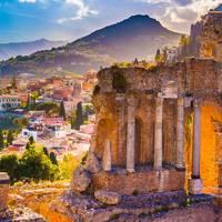 14-daagse vlieg-busrondreis Sicilië en Zuid-Italië