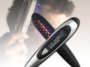 Power Grow Comb - Haargroei Borstel - Met gratis massagekam, manicureset en haarborstel