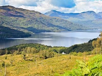 13 daagse fly drive Schotland compleet