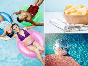 Entree voor discozwemmen of vrijzwemmen