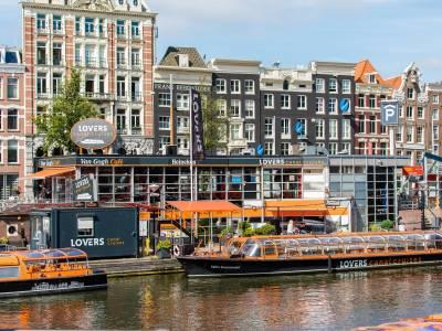 Rondvaart Amsterdam