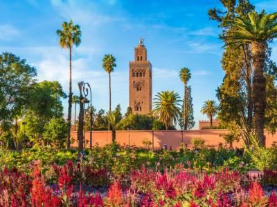 Op ontdekking in Marrakech incl. vlucht