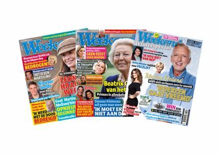 Abonnement op tijdschrift Weekend
