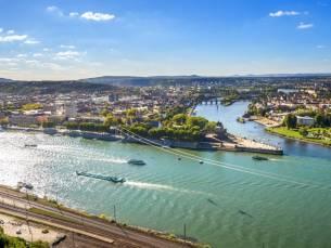 Cruise over de Romantische Rijn met de MS Carmen - Oad busreizen