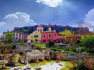Stedentrip naar historisch Athene incl. vlucht en 4*-designhotel
