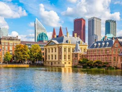 Luxe 5*-mystery hotel in hartje Den Haag incl. ontbijt