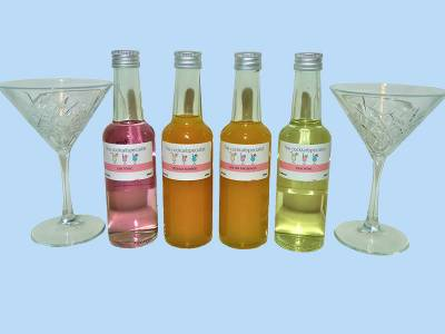 Kant-en-klaar cocktail pakket