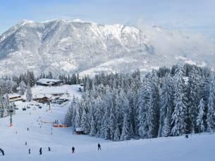 4*-hotel in Garmisch-Partenkirchen nabij de Zugspitze o.b.v. halfpension