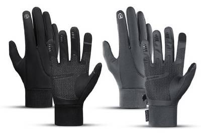 1 of 2 paar water- en winddichte handschoenen, inclusief verzending