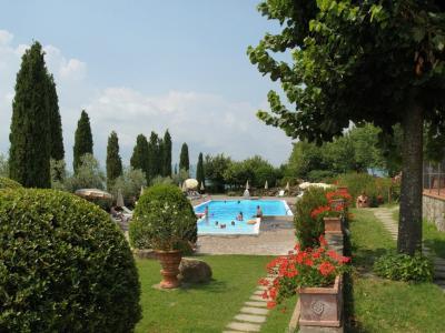 Bijzonder overnachten in een landgoedhotel in Toscane