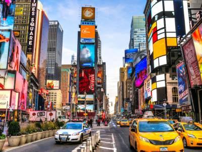 Ontdek de metropool New York incl. vlucht
