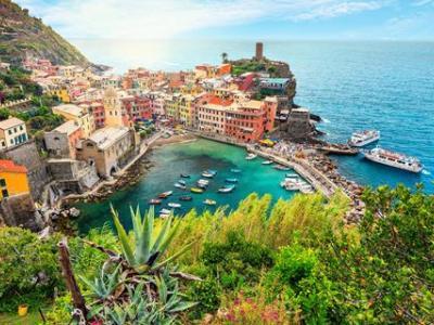 19 daagse busreis Grand Tour Italia