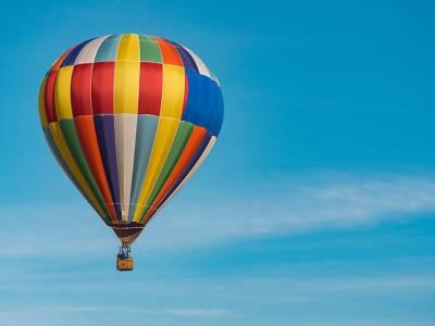 Deluxe ballonvaart van 1 tot 1,5 uur incl. champagne
