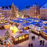8-daagse kerstcruise met mps Rembrandt van Rijn Kerstcruise Rüdesheim