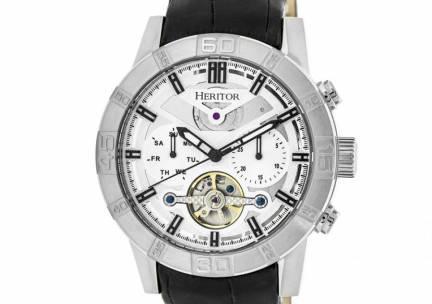 Heritor Hannibal HERHR4101 Heren horloge 44mm 5 ATM