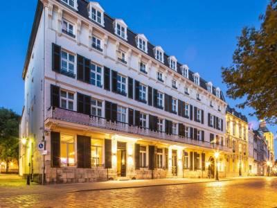 Luxe 4*-kloosterhotel in hartje Maastricht incl. diner en upgrade