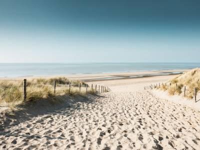3 dgn aan het strand van Noordwijk