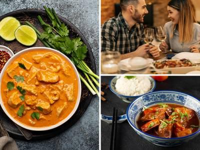 Afhalen: Vietnamese rijsttafel + soep bij Restaurant Saigon