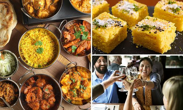 Afhalen: Indiase curry naar keuze