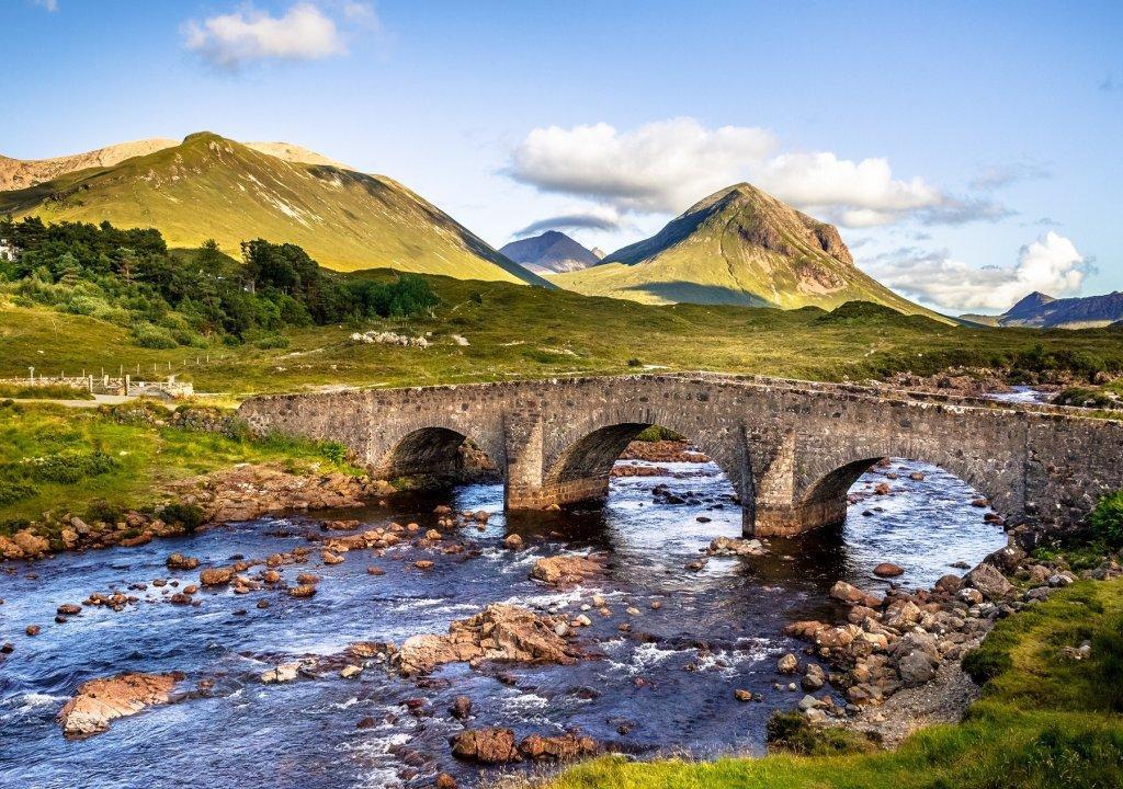 Fly & drive door Schotland incl. vlucht en autohuur