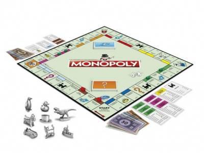 Spel Monopoly Classic